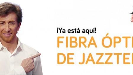 Jazztel refuerza su oferta de Fibra Óptica con servicio y móviles de 4G gratis