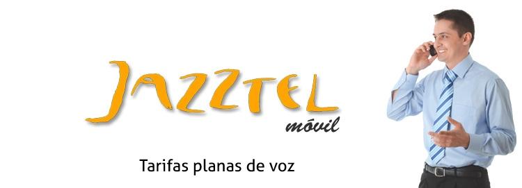 Jazztel Móvil: tarifas planas de voz y datos en detalle. Segunda parte (de 3)