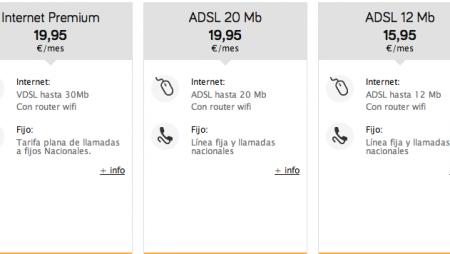 Ajusta tu tarifa de ADSL a tu consumo, y empieza a ahorrar