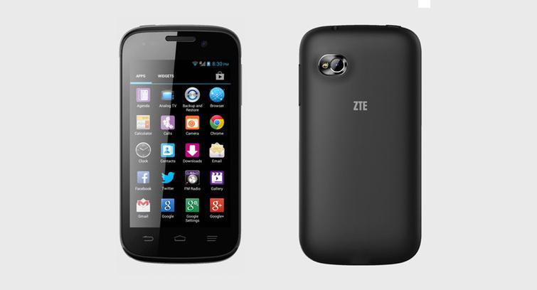 Llévate un móvil ZTE Blade C2 por 0€ con Jazztel