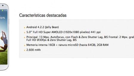 """Jazztel pone a tu alcance el Samsung Galaxy S4, """"el móvil que te cuida"""""""