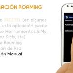 Cómo configurar el servicio roaming de Jazztel si viajas a otro país