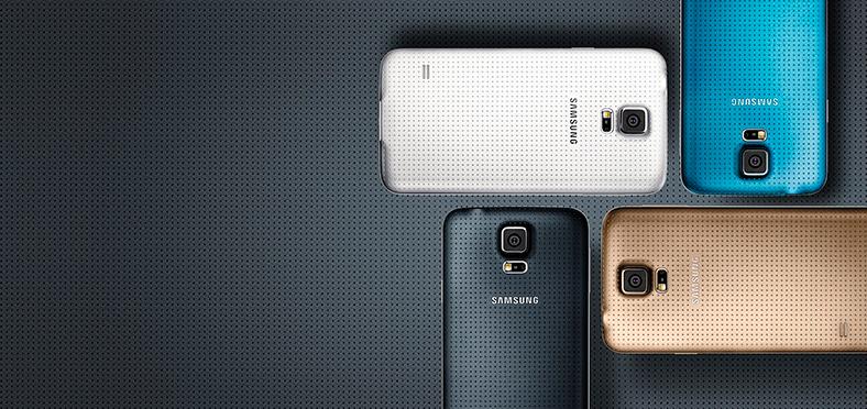 El Galaxy S5 se actualiza para mejorar su cámara y el sensor de huella digital