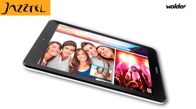 ¿Quieres una tablet para este verano? Consíguela gratis con Jazztel