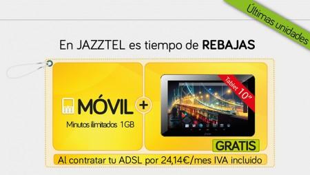 ¿Ya tienes smartphone? Cámbiate de operador y llévate tablets a 0 euros