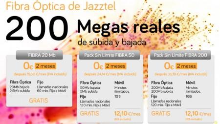 """Las """"otras ventajas"""" de la fibra óptica de Jazztel"""