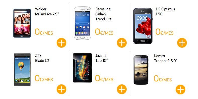 ¿Ya has elegido tu opción 0 euros con Jazztel?