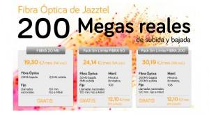 Fibra Óptica de Jazztel