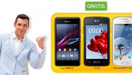 "Sony Xperia E1, un ""fuera de clase"" gratis con Jazztel"