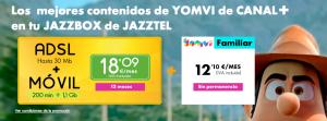Jazzbox de Jazztel