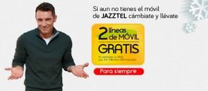 Ofertas de móviles Jazztel