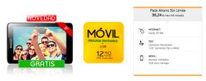 Oferta tablet Lenovo
