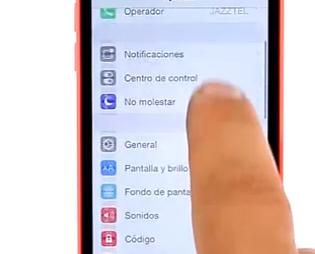 Jazztel roaming: cómo configurar el servicio en un iPhone 5C