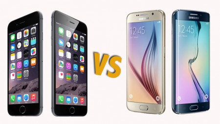 Samsung Galaxy S6 o iPhone 6: te ayudamos a elegir