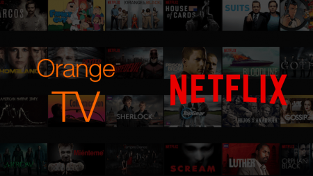 Netflix se incorpora a la oferta de Orange TV