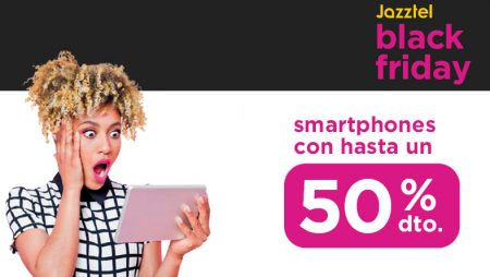 Black Friday 2017: Smartphones al 50%
