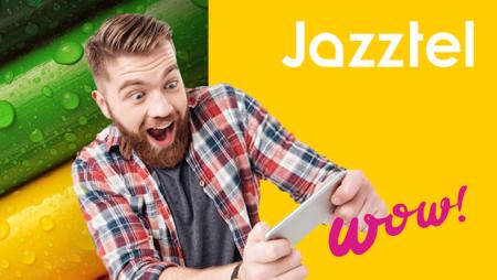 Jazztel se renueva con tarifas personalizables