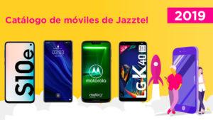 catalogo moviles jazztel 2019