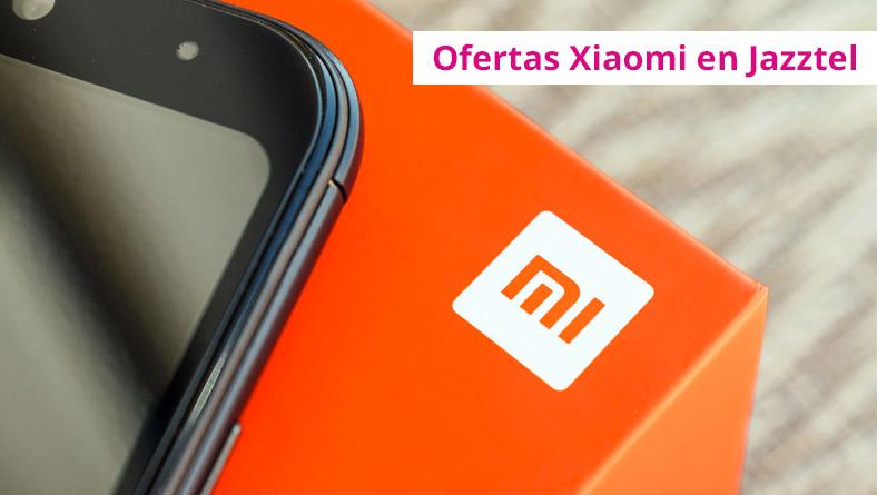 Ofertas Móviles Xiaomi en Jazztel