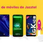 Catálogo de móviles Jazztel 2021