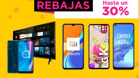 Dispositivos Renove: Rebajas Jazztel en smartphones
